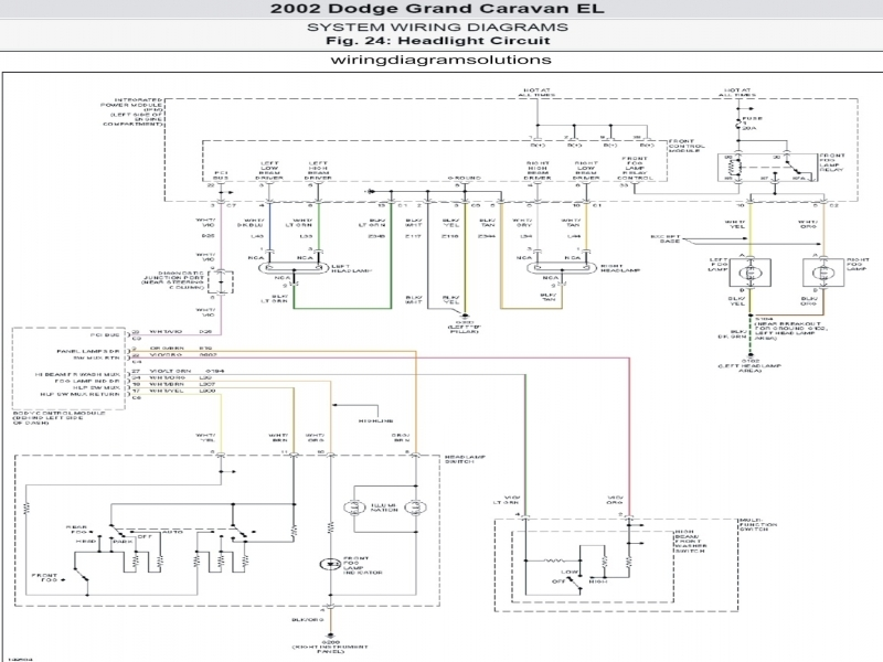 Wiring       Diagram    For 2004    Dodge    Grand    Caravan        Wiring    Forums